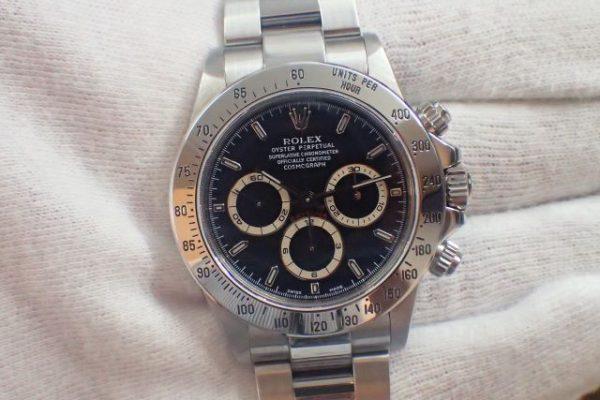 王道の時計