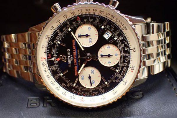 腕時計のシンボルとして!