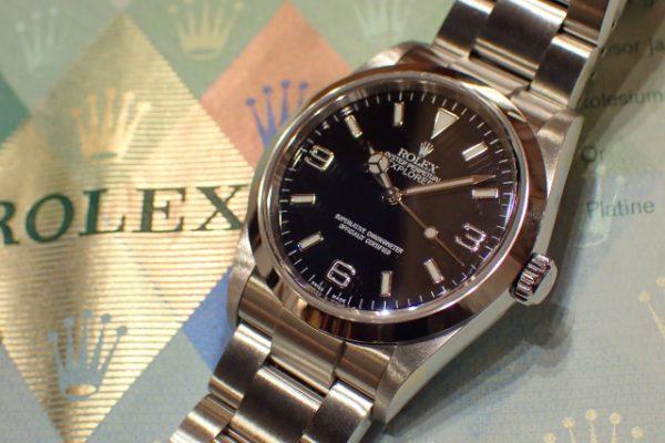 本日入荷のEX-I Ref.114270