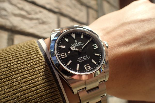 デザインが素晴らしく良いです!!GMTマスターII REF.126710BLRO