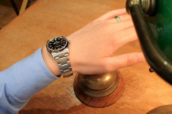 相棒にしたい時計